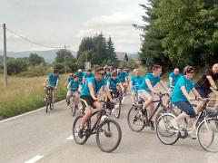 biciklijada josipdol 2016