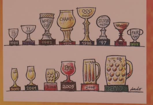 dani piva u karikaturi