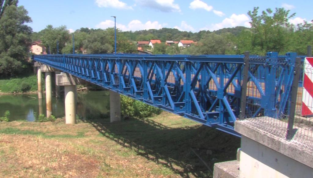 Most Hrentić-Velika Jelsa nakon dvije godine ponovno u funkciji
